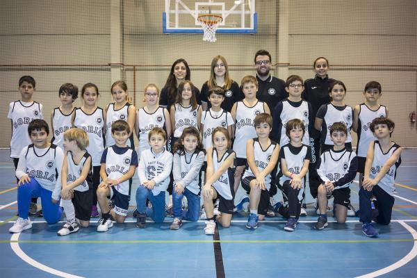 CSB  Escuela- Escol.Alevin