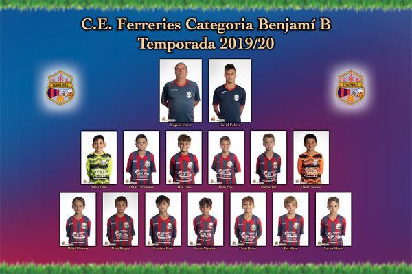 Benjamin 1r any