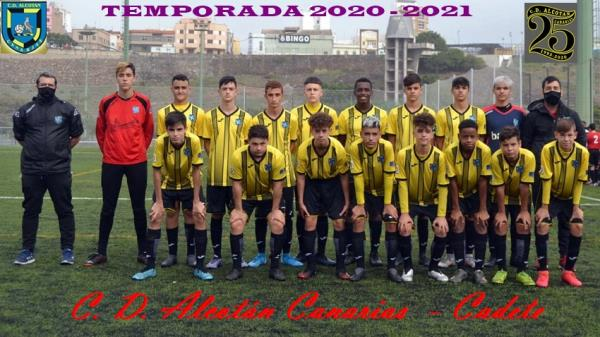 Alcotán C_CADETE