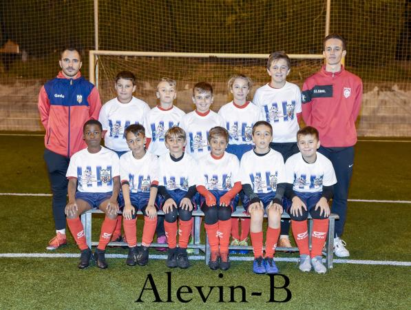 ALEVIN B