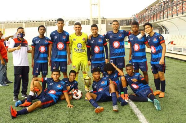 Categoría 2004 Liga