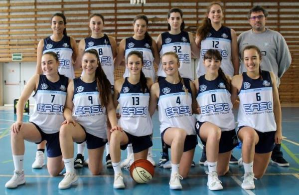 JF1 Easo-Ibaeta Basket